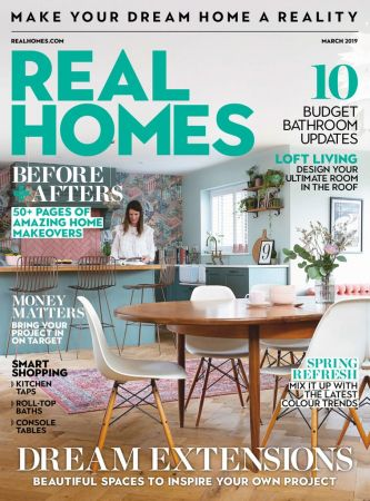 Real Homes – March 2019