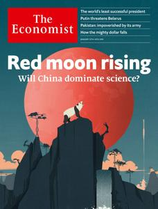 The Economist UK Edition – January 12, 2019