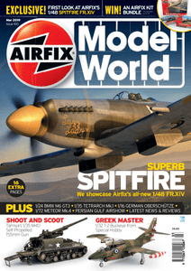 Airfix Model World – March 2019