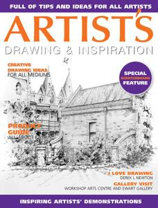 Artists Drawing & Inspiration – Issue 31, 2018