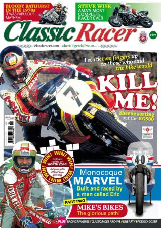 Classic Racer – March/April 2019