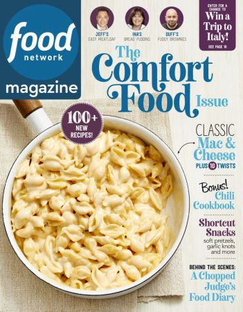 Food Network – March 2019