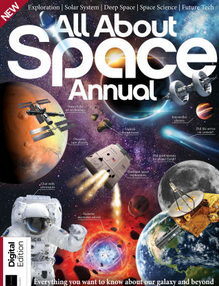 Futures Series All About Space Annual Volume 6, 2019