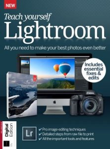 Future's Series: Teach Yourself Lightroom (5th Edition) 2018