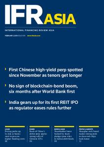 IFR Asia – February 02, 2019