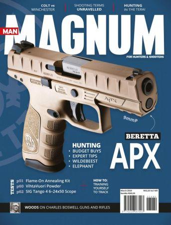 Man Magnum – March 2019