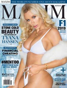 Maxim Australia – March 2019