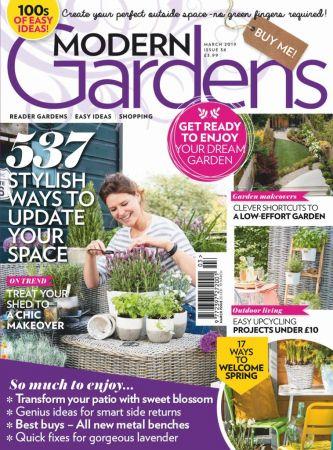 Modern Gardens – March 2019