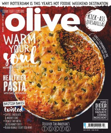 Olive – March 2019