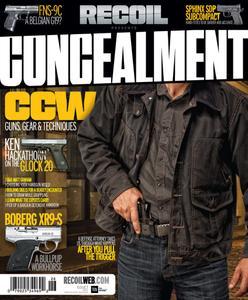 RECOIL Presents: Concealment – April 2015