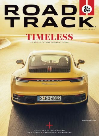 Road & Track – March/April 2019