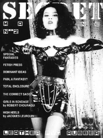SECRET Magazine - Issue 2