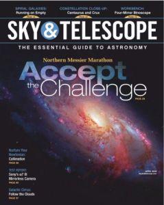 Sky & Telescope – April 2019
