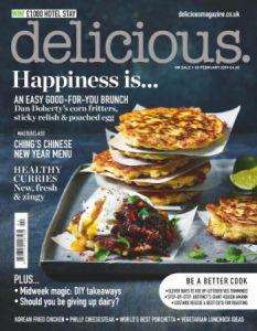 delicious UK – February 2019