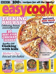 BBC Easy Cook UK – March 2019