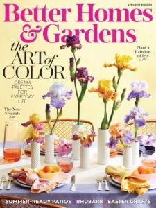 Better Homes & Gardens USA – April 2019