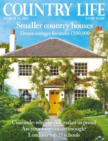 Country Life UK – March 13, 2019
