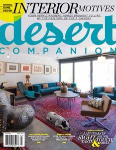 Desert Companion – April 2019