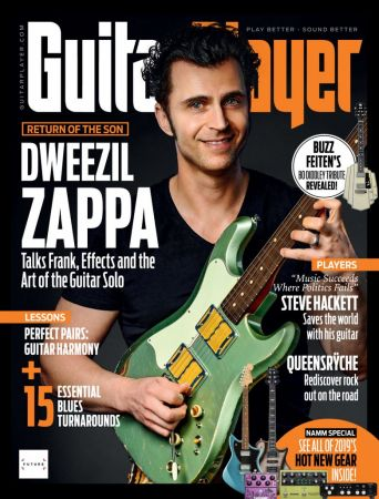 Guitar Player – April 2019