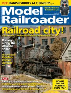 Model Railroader – May 2019