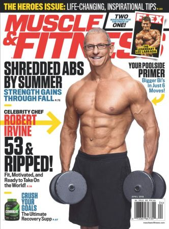 Muscle & Fitness USA – April 2019