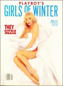 Playboy's Girls Of Winter – December 1988