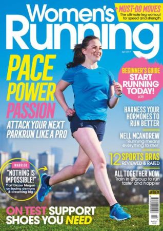 Women's Running UK – April 2019