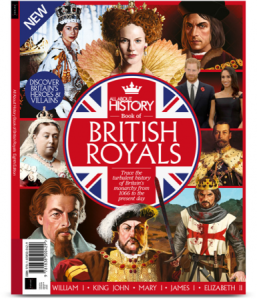 All About History: British Royals, 8th Edition 2019