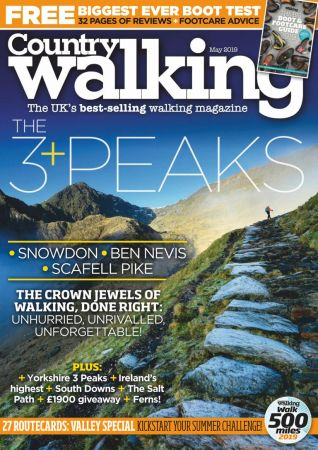 Country Walking – May 2019