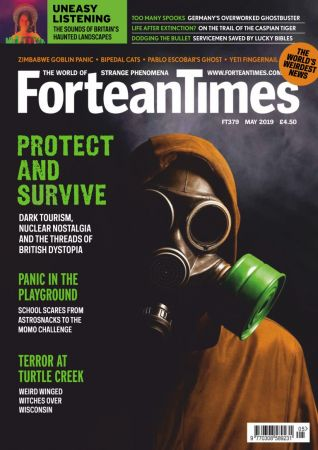 Fortean Times – May 2019