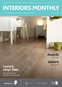 Interiors Monthly – April 2019