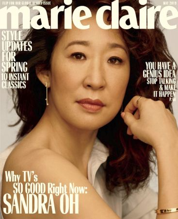 Marie Claire USA – May 2019