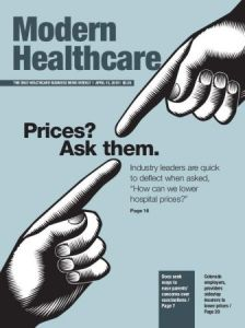 Modern Healthcare – April 15, 2019
