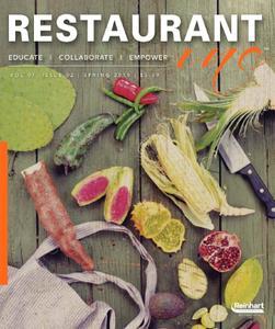 Restaurant Inc. – Spring 2019