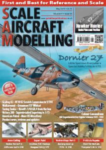 Scale Aircraft Modelling – May 2019