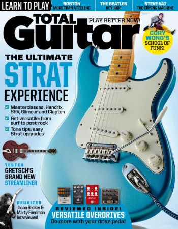 Total Guitar – May 2019
