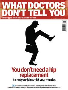 What Doctors Don't Tell You – May 2019
