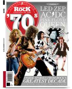 Classic Rock – Legends of the 70's, 1st Edition 2018