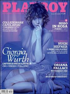 Playboy Italy – Aprile 2011