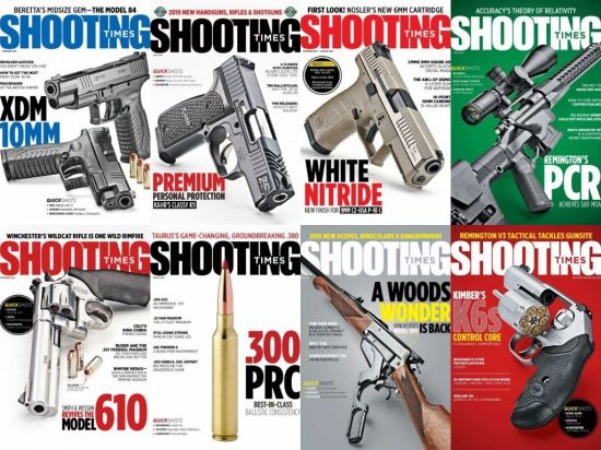 Shooting Times – Full Year 2019 Collection Issue
