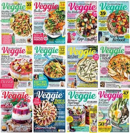 Veggie Magazine – Full Year 2019 Collection