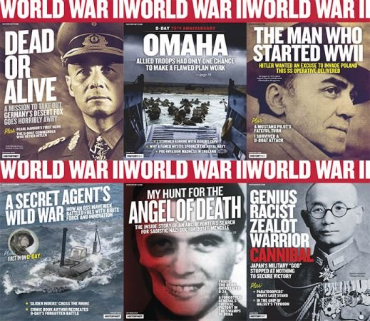 World War II – Full Year 2019 Collection Issues