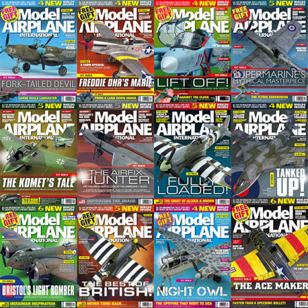 Model Airplane International – 2019 Full Year Collection