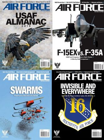 Air Force – 2019 Full Year Issues Collection