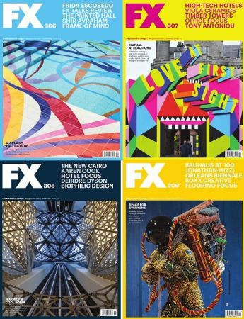 FX – 2019 Full Year Issues Collection