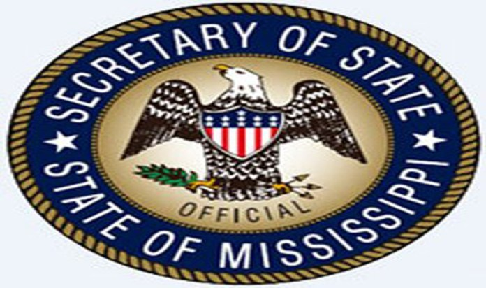 Seal of Mississippi