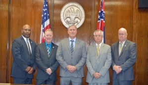 Simpson County Supervisors Meeting