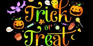 Trick or Treat at Hillcrest Nursing Home