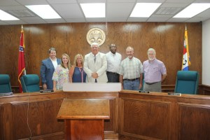 Magee Board of Alderman