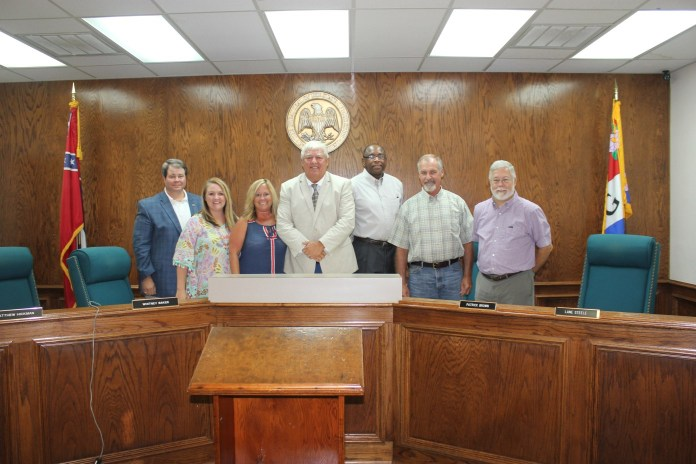 Magee Board of Aldermen